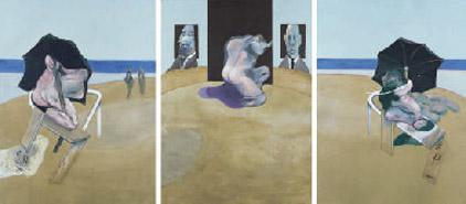 Francis Bacon-Triptych 1974-1977-1977