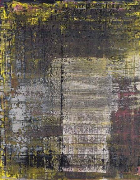 Gerhard Richter-Abstraktes Bild 715-4 (Abstract Painting 715-4)-1990