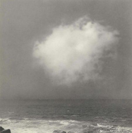 Gerhard Richter-Wolke (Cloud)-1971