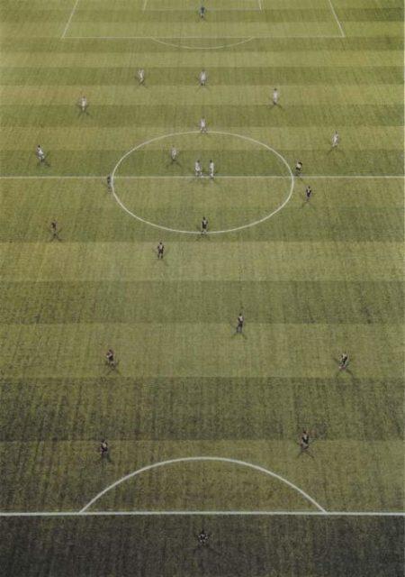 Andreas Gursky-E.M. Arena II, Amsterdam-2000
