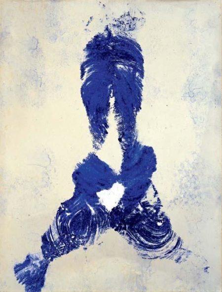Yves Klein-Anthropometrie-1980