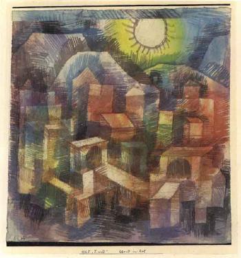 Paul Klee-Abend in Bol-1925