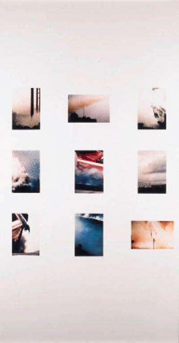 Richard Prince-Untitled (Hemi Cuda / Challenger Rt / Boss Stang)-1987