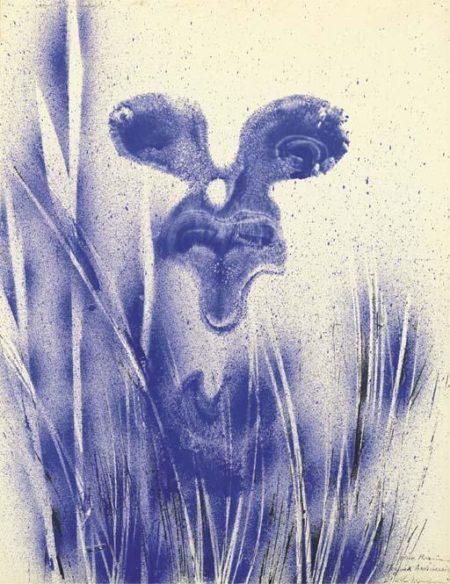 Yves Klein-Cosmogonie, COS 31-1960
