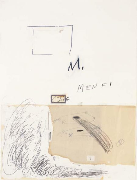 Cy Twombly-Menfi-1976