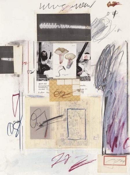 Cy Twombly-Untitled-1974