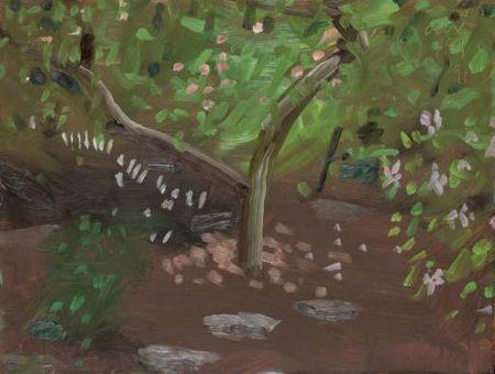Alex Katz-Alba's Garden-1991