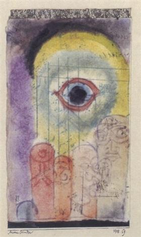 Paul Klee-Arme Sunder-1918