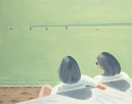 Alex Katz-Harbor 3-1999