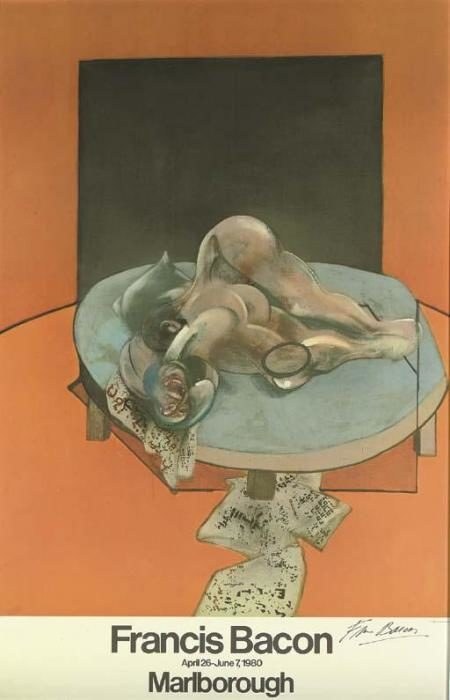 Francis Bacon-Marlborough, London Marlborough, New York Marlborough-