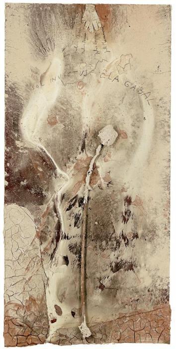 Anselm Kiefer-Sol Invictus Elagabal (Rubber Glove)-2007