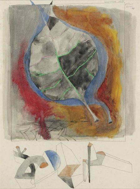 Maqbool Fida Husain-Untitled-1975