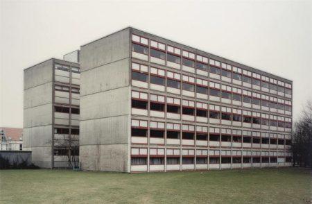 Thomas Ruff-Haus Nr. 9 II-1991