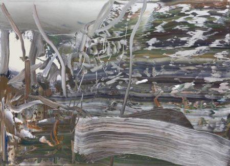 Gerhard Richter-Abstraktes Bild 627-4 (Abstract Painting 627-4)-1987