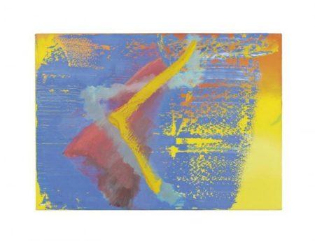 Gerhard Richter-Abstraktes Bild 472-4 (Abstract Painting 472-4)-1981