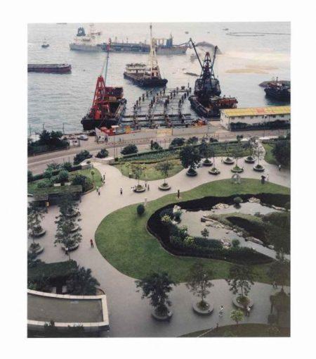 Andreas Gursky-Hong Kong, Grand Hyatt Park-1994
