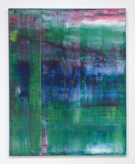Gerhard Richter-Abstraktes Bild 811-1 (Abstract Painting 811-1)-1994