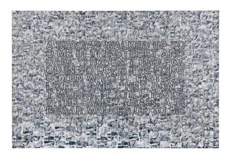 Richard Prince-Untitled (Portrait )-2007