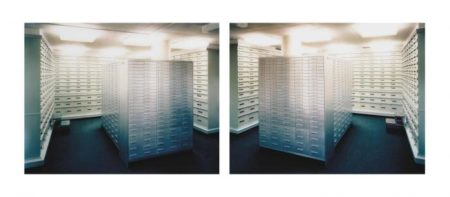 Andreas Gursky-Zurich Bankproject No. 5-1997