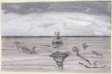 Anselm Kiefer-Ich Halte Alle Indien in Meiner Hand (I Hold All the Indias in My Hand)-1995