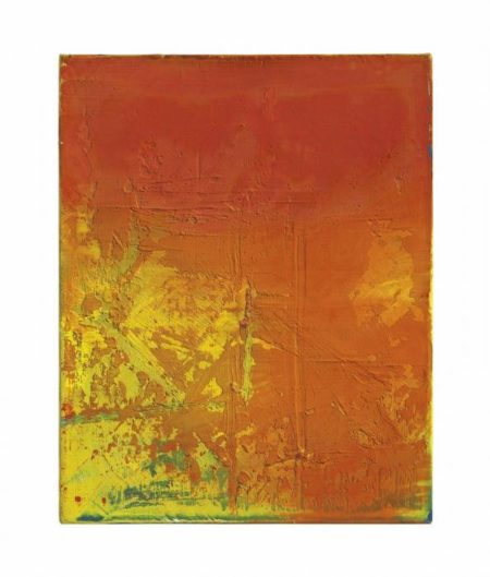 Gerhard Richter-Abstraktes Bild 454-7 (Abstract Painting 454-7)-1980
