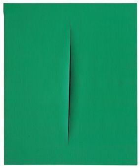 Lucio Fontana-Concetto Spaziale, Attese-1968
