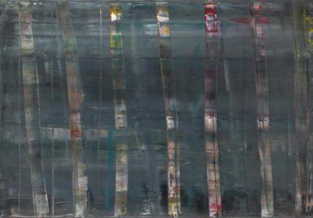 Gerhard Richter-Abstraktes Bild 757 (Abstract Painting 757)-1992