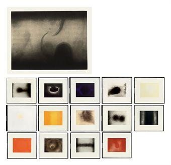 Anish Kapoor-15 Etchings-1995