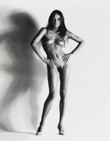 Helmut Newton-Big Nude XI, Nice (1993)-1993