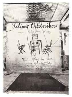 Anselm Kiefer-Velimir Chlebnikov-1997