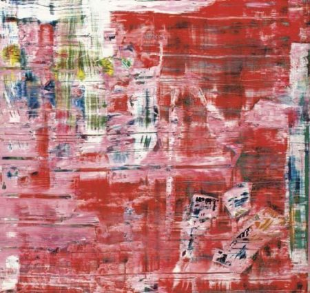Gerhard Richter-Abstraktes Bild 746-4 (Abstract Painting 746-4)-1991
