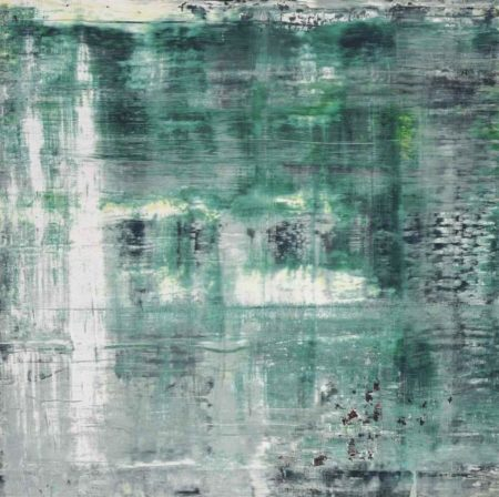 Gerhard Richter-Cage Grid (Single Part A)-2011
