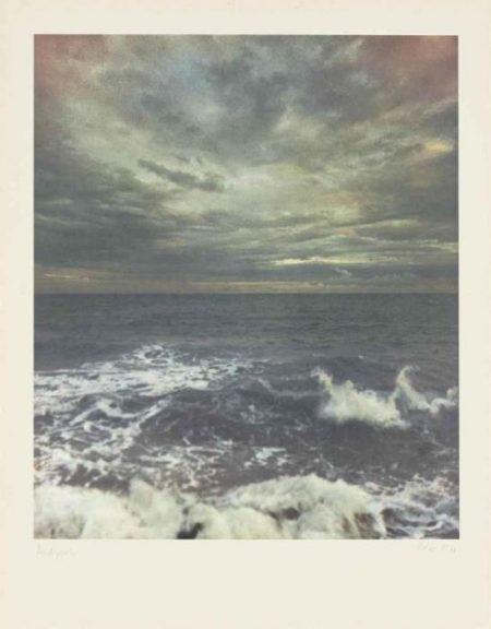 Gerhard Richter-Seestuck II (Seascape II)-1970