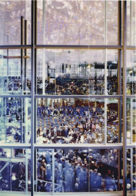 Andreas Gursky-Bundestag (Parliament)-1998