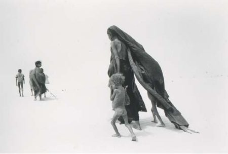 Sebastiao Salgado-Famine, Mali-1985