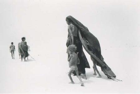 Famine, Mali-1985