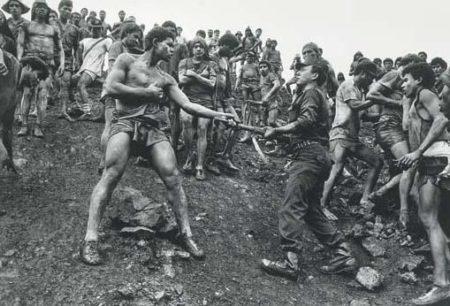The Dispute, Brazil-1986