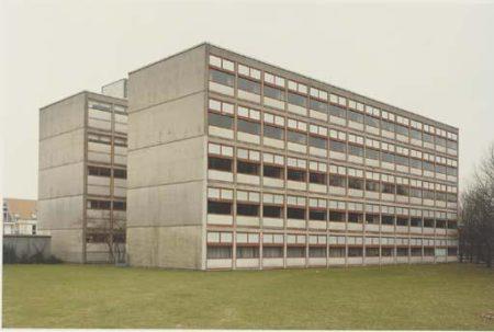 Thomas Ruff-Haus Nr 9 II-1991