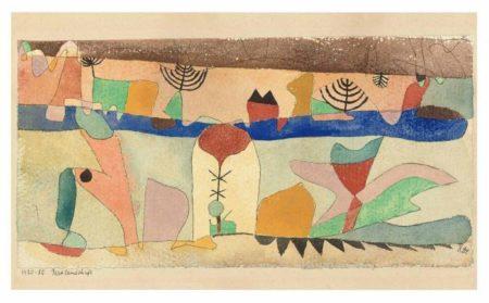 Paul Klee-Parklandschaft-1920