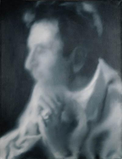 Gerhard Richter-Herr Mousli (Mr. Mousli)-1968