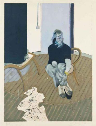 Francis Bacon-Autoportrait-1973
