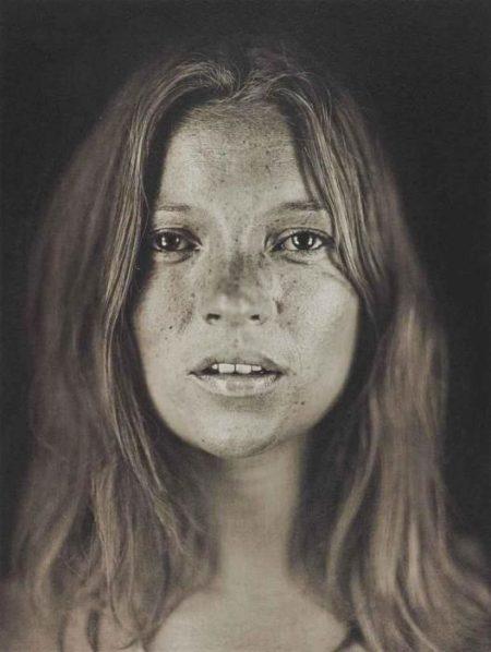 Chuck Close-Kate Moss-2003