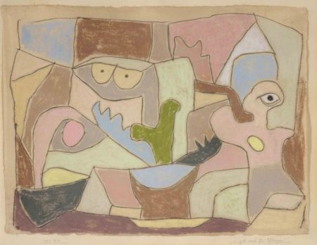Paul Klee-Gilt Auch Fur Pflanzen (Also True Of Plants)-1932