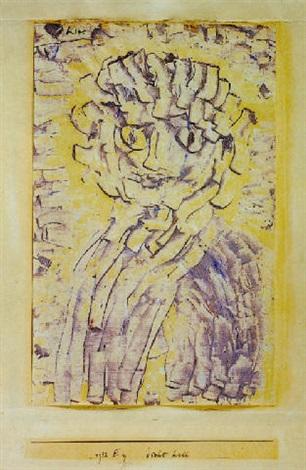 Paul Klee-Sieht Hell-1933