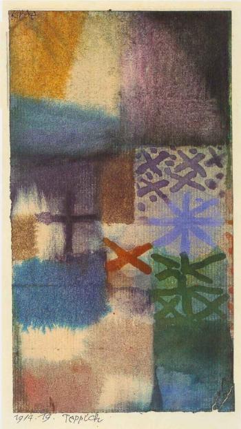 Paul Klee-Teppich-1914