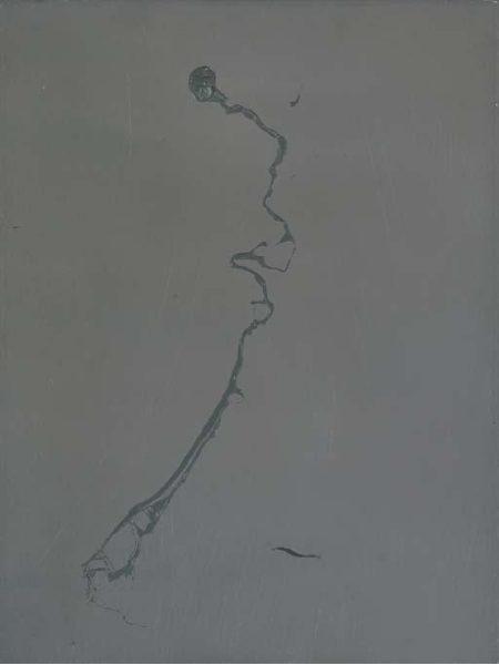 Gerhard Richter-Ohne Titel (Spritzer) / Untitled (Splash)-1969