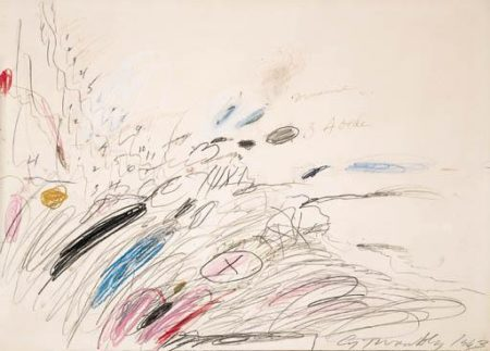 Cy Twombly-Plinio (4)-1963