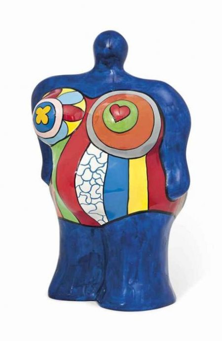 Niki de Saint Phalle-Nana Vase-1987