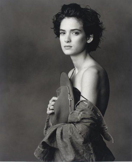 Annie Leibovitz-Winona Ryder, Los Angeles-1989