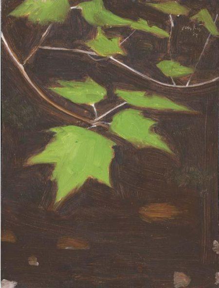 Alex Katz-Black Brook No.2-1989